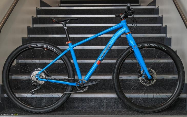 Orange Bikes new Speed-works